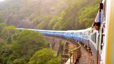 Konkan Railway Update: मुसळधार पावसामुळे करमली आणि थिविम स्थानकादरम्यान रेल्वे मार्गावर अडथळा निर्माण