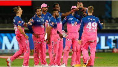 RR vs KKR, IPL 2020: राजस्थान रॉयल्सचीशिस्तबद्ध कामगिरी; जोफ्रा आर्चरने घेतल्या 2 विकेट्स, KKRने दिले दिले 175 धावांचे लक्ष्य
