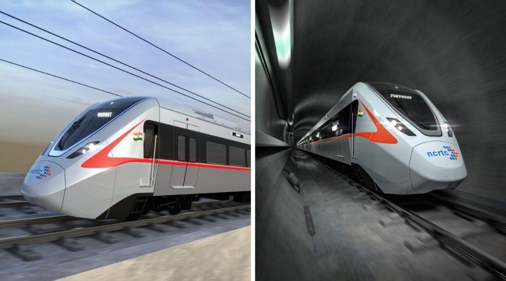 Rapid Rail First Look: देशातील फर्स्ट रॅपिड ट्रेन 180KM प्रतितास वेगाने धावणार; पहिल्या लूकसह जाणून घ्या खासियत