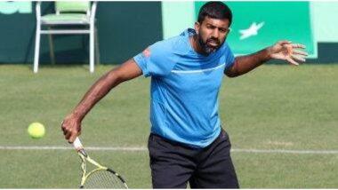 US Open 2020: अमेरिकन ओपन स्पर्धेत भारताचे आव्हान संपुष्टात, रोहन बोपन्ना-डेनिस शापोलोव जोडी पुरुष दुहेरीच्या क्वार्टर-फायनलमध्ये पराभूत