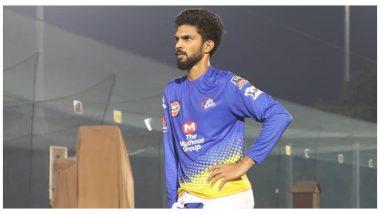 IPL 2020: CSKला दिलासा! रुतुराज गायकवाडची दुसरी चाचणीही निगेटिव्ह, राजस्थान रॉयल्सविरुद्ध सामन्यात खेळण्याची शक्यता