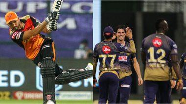 KKR vs SRH, IPL 2020:मनिष पांडेची एकाकी झुंज, झळकावलं अर्धशतक; KKR समोर 143 धावांचे आव्हान