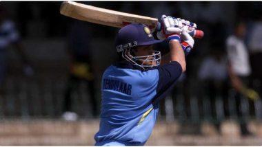 On This Day in 1994: आजच्या दिवशी सचिन तेंडुलकरने ठोकले करिअरमधील पहिले वनडे शतक, 79 व्या डावात 5 वर्षाची प्रतीक्षा आणली संपुष्टात