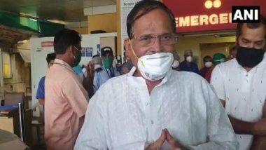 Shripad Naik Health Update: केंद्रीय आयुष मंत्री श्रीपाद नाईक महिन्याभराच्या उपचारानंतर कोरोनामुक्त; पणजीच्या हॉस्पिटल मधून सुट्टी