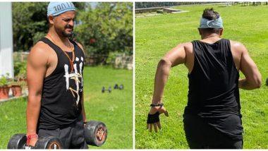 Suresh Raina Workout for IPL:सुरेश रैनाने पुन्हा सुरु केला सराव, 'तुझ्याशिवाय CSK ची कल्पना करू शकत नाही' म्हणत युजर्सने परतण्याचे केलेआवाहन