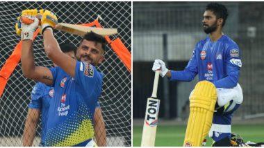IPL 2020 Update: सुरेश रैनाच्या जागी CSK संघात 'या' तिन्ही खेळाडूंना मिळू शकते संधी, मराठमोळारुतुराज गायकवाडदेखीलपर्यायी फलंदाज