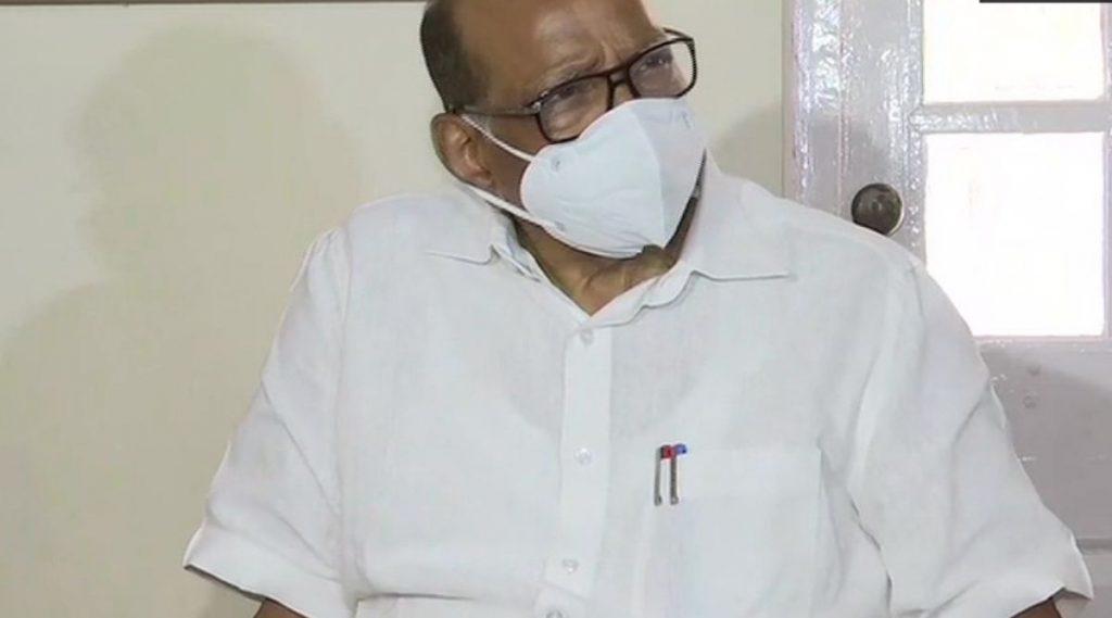 Sharad Pawar On SC stay On Maratha Reservation: मराठा आरक्षण स्थगितीवर शरद पवार यांची प्रतिक्रिया - राज्य सरकारकडे अध्यादेश काढत विद्यार्थ्यांचे नुकसान टाळण्याचा पर्याय, इतर कायदेशीर मार्गांचा देखील विचार होऊ शकतो