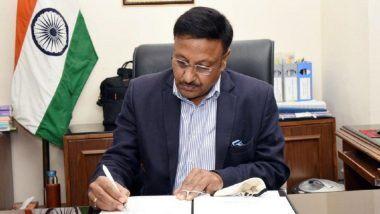 Rajeev Kumar यांनी स्वीकारला निवडणूक आयुक्त पदाचा कारभार