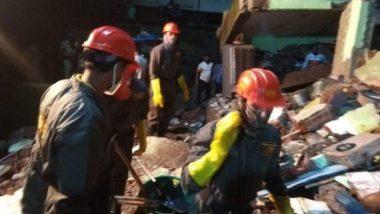 Bhiwandi Building Collapse Update: भिवंडी येथील पटेल कंपाऊंडमधील इमारत कोसळल्याने 10 जणांचा मृत्यू; बचावकार्य सुरू