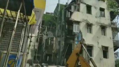 Mumbai Building Collapse Update: डोंगरी भागातील इमारत दुर्घटनेमध्ये 65 वर्षीय महिलेचा मृत्यू