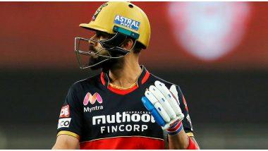 IPL 2020: रॉयल चॅलेंजर्स बंगळुरू चा कर्णधार Virat Kohli ला किंग्ज इलेव्हन पंजाब विरूद्धच्या सामन्यात Slow Over-Rate ठेवल्याने 12 लाखांचा दंड