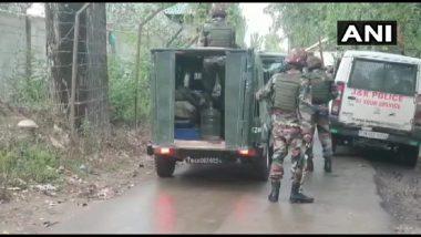 Jammu and Kashmir: जम्मू-काश्मीर मधील बारामूला येथे सुरक्षारक्षक आणि दहशतवाद्यांमध्ये चकमक सुरु