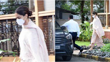 Bollywood Drugs Case: अभिनेत्री दीपिका पादुकोण पाच तासांच्या चौकशीनंतर अखेर NCB कार्यालयातून बाहेर पडली, ड्रग्ज प्रकरणाबाबत झाली चौकशी