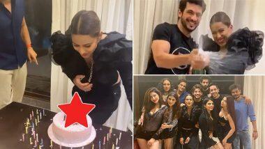 Nia Sharma Birthday Celebration: निया शर्मा ने 30 व्या वाढदिवसानिमित्त कापला Penis-Shaped Cake; पहा फोटोज