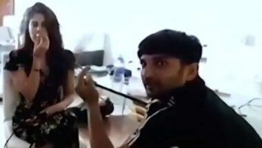 Rhea Chakraborty and Sushant Singh Rajput Smoking Video: रिया चक्रवर्ती आणि सुशांत सिंह राजपूत चा 'स्मोकिंग व्हिडिओ' व्हायरल