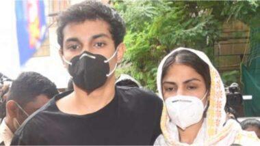 Sushant Singh Rajput Case: रिया चक्रवर्तीसह तिचा भाऊ शौविक आणि ड्रग्ज प्रकरणाशी संबंधित अन्य 5 आरोपींचे जामीन अर्ज मुंबई विशेष कोर्टाने फेटाळले