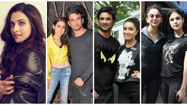 NCB Issues Summons to Deepika Padukone: बॉलिवूड अभिनेत्री दीपिका पदुकोण, सारा अली खान, श्रद्धा कपूर आणि रकुल प्रीत सिंह यांना एनसीबीने बजावला समन्स; ड्रग्ज प्रकरणात होणार चौकशी