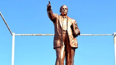 Dr. Babasaheb Ambedkar Statue In Indus Mill: इंदू मिल येथे उभारण्यात येणाऱ्या डॉ. बाबासाहेब आंबेडकर यांच्या 450 फूट उंचीच्या पुतळ्यास सरकारची मान्यता