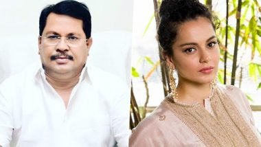 Vijay Wadettiwar On Kangana Ranaut: कंगना रनौतला Y दर्जाची सुरक्षा देऊन भाजपने महाराष्ट्राच्या मातीसोबत गद्दारी केली -  विजय वडेट्टीवार