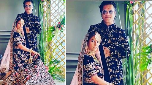 Poonam Pandey Marries Sam Bombay: हॉट मॉडेल पूनम पांडे ने बॉयफ्रेंड सॅम बॉम्बेसोबत केला विवाह; पहा खास फोटो