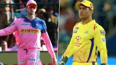 CSK Vs RR, IPL 2020: चेन्नई सुपर किंग्ज विरुद्ध सामन्यात राजस्थान रॉयल्सचा 7 विकेट्सने विजय