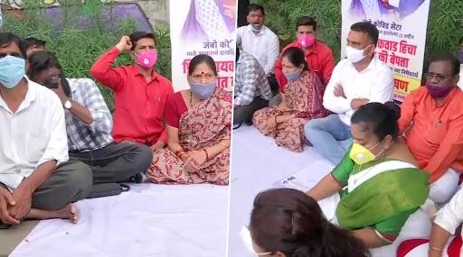 COVID-19 Patient Missing in Pune: पुण्यातील जंबो कोविड सेंटरमध्ये उपचारासाठी दाखल झालेली 33 वर्षीय महिला रुग्ण 29 ऑगस्टपासून बेपत्ता; नातेवाईकांकडून प्रशासनाविरोधात आंदोलन