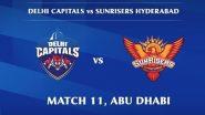 How to Download Hotstar To Watch DC Vs SRH Live: दिल्ली कॅपिटल्स विरुद्ध सनरायझर्स हैदराबाद यांच्यातील आयपीएल लाईव्ह सामना पाहण्यासाठी हॉटस्टार डाउनलोड कसे करावे? इथे पाहा