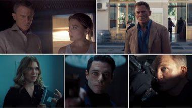 No Time To Die Trailer 2.0: जेम्स बॉण्ड चे जबरदस्त अॅक्शन सीन्स असलेल्या 'नो टाइम टू डाय' चित्रपटाचा ट्रेलर प्रदर्शित; Watch Video