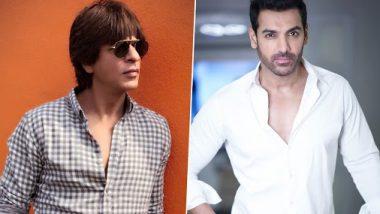 Pathan Movie: बॉलिवूड अभिनेता शाहरुख खान आणि जॉन अब्राहम 'पठाण' चित्रपटात एकत्र झळकणार
