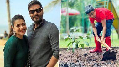 Ajay Devgn-Kajol Son Yug's Birthday: अजय देवगन आणि काजोल ने मुलगा युग च्या वाढदिवसानिमित्त खास पोस्ट शेअर करुन दिल्या जन्मदिवसाच्या शुभेच्छा