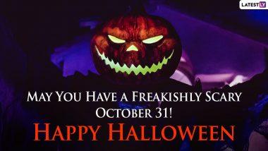 Happy Halloween 2020 Images: हॅलोवीनच्या शुभेच्छा Quotes, Messages, GIFs द्वारा शेअर करत खास करा तुमच्या मित्र मंडळींची 31 ऑक्टोबरची रात्र