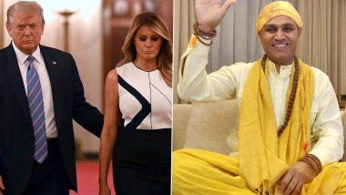 Donald Trump Tests COVID Positive: USअध्यक्षडोनाल्ड ट्रम्प, पत्नी मेलेनिया यांनी कोविड-19 ची लागण; 'बाबा'विरेंद्र सेहवाग म्हणतो...गो करोना गो!