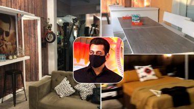 Salman Khan Private Room Video: Bigg Boss 14 च्या घरात अशी असेल सलमान खान ची प्रायव्हेट रुम; पहा व्हिडिओ