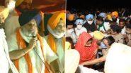 Farm Bill 2020: चंडीगड सीमेवर शेतकरी मोर्चात लाठीचार्ज; Harsimrat Kaur Badal, Sukhbir Singh Badal यांना अटक, अनेक कामगार जखमी