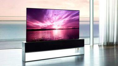LG Signature OLED R: एलजी कंपनीने सादर केला जगातील पहिला Rollable Smart TV; किंमत फक्त 64 लाख, जाणून घ्या वैशिष्ठ्ये