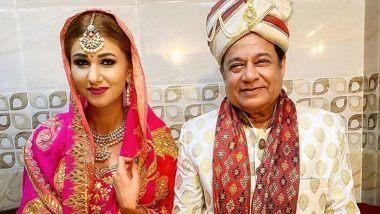 Anup Jalota-Jasleen Matharu Viral Wedding Photo: अनूप जलोटा यांनी सांगितले जसलीन मथारू सोबतच्या व्हायरल वेडिंग फोटो मागील सत्य!