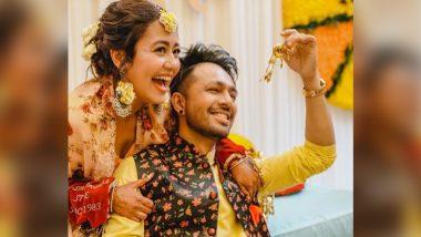 Neha Kakkar साठी ऑक्टोबर महिना ठरला Lucky! लग्नापूर्वी चाहत्यांना दिली होती आणखी एक आनंदाची बातमी ज्याने तोडले आहेत सर्व रेकॉर्ड, Watch Video