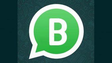 व्यवसायासाठी WhatsApp चा वापर करणाऱ्या कंपन्याना Facebook आता शुल्क आकारणार- रिपोर्ट्स