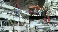 Earthquake in Turkey: तुर्की भुकंपामुळे हादरला, इमारती कोसळण्यासह 17 जणांचा बळी तर जवळजवळ 700 हून अधिक जण जखमी