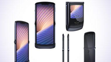 Motorola Razr 5G स्मार्टफोन अखेर भारतात लाँच, 1 लाखाच्या वर किंमत असलेल्या या फोनची 'ही' आहेत खास वैशिष्ट्ये