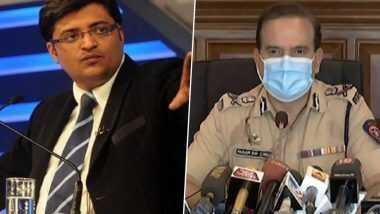 'Fake BARC TRP Ratings' Case: खोट्या टीआरपी प्रकरणी Republic TV मुंबई पोलिस आयुक्तांविरोधात दाखल करणार मानहानीचा खटला; 'आम्हाला मुद्दाम लक्ष्य केले जात आहे'- Arnab Goswami