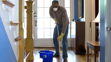 Diwali Cleaning Tips: दिवाळीसाठी घराची साफसफाई करताय? 'या' गोष्टींच्या घ्या काळजी