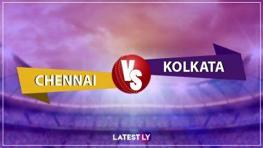 KKR Vs CSK, 20th IPL Match 2020: कोलकाता नाईट राईडर्सच्या संघासमोर चेन्नई सुपर किंग्जचे मोठे आव्हान