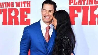 WWE स्टार John Cena अडकला विवाहबंधनात; जाणून घ्या पत्नी Shay Shariatzadeh बद्दल काही खास गोष्टी