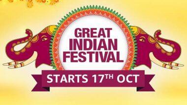 Amazon Great Indian Festival Sale 2020 मध्ये रेडमी आणि वनप्लस च्या 'या' स्मार्टफोन्स आकर्षक ऑफर्स; पहा किती आहे डिस्काऊंट