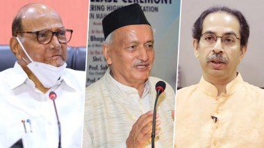 Sharad Pawar Writes To PM: 'राज्यपालांच्या पत्रातील भाषा वाचून मला धक्काच बसला'; NCP अध्यक्ष शरद पवार यांचे पंतप्रधानांना पत्र