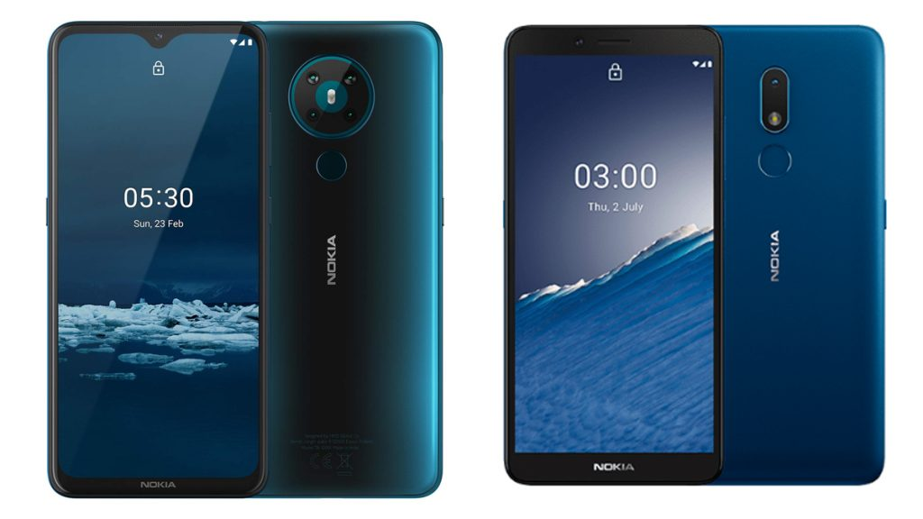 नोकिया प्रेमींसाठी खुशखबर! Nokia 5.3 आणि Nokia C3 स्मार्टफोन्सवर Amazon वर मिळतेय जबरदस्त सूट, खरेदी करण्यासाठी आज शेवटची संधी