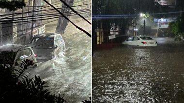 Telangana Rain: तेलंगानामध्ये मुसळधार पावसामुळे जवळजवळ 50 जणांचा मृत्यू; 6,000 कोटी रुपयांचे नुकसान झाल्याचा अंदाज