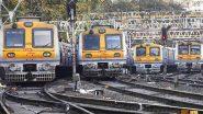 Mumbai Local Updated: मुंबईत 1 नोव्हेंबरपासून मध्य आणि पश्चिम रेल्वेच्या 610 फेऱ्या वाढवल्या जाणार; केंद्रीय रेल्वे मंत्री पीयूष गोयल यांची माहिती