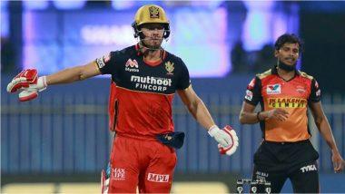 RCB vs SRH, IPL 2020: एबी डिव्हिलियर्सचा धमाका, 9000 टी-20 धावा करणारा बनला पहिला दक्षिण आफ्रिकी फलंदाज; क्रिसगेल, विराट कोहलीच्या एलिट यादीत सामील